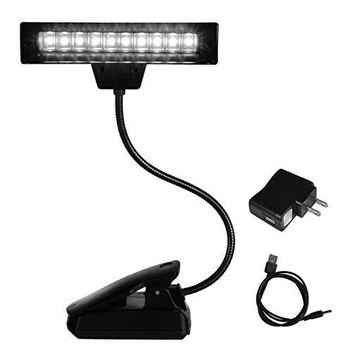 10 LED Super Bright Clip-on Lamp