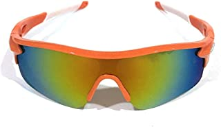 MANW Lunettes de soleil pour hommes lunettes de cyclisme cyclisme sports lunettes de plein air lunettes de soleil-F