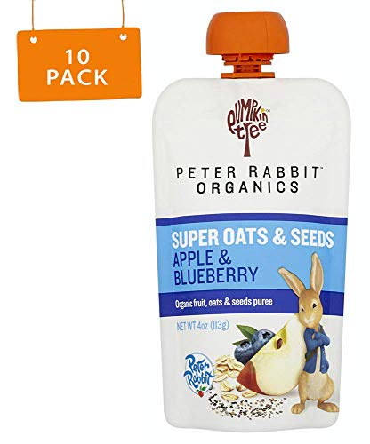 Image of the Peter Rabbit Organics Super Oats