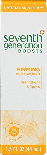 Seventh Generation Boost - Firming Skin Serum, 1.5 Ounce