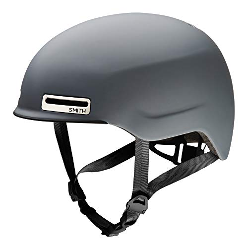 Smith Erwachsene Maze Bike Urban Bikehelm, Matte Cement, 55-59
