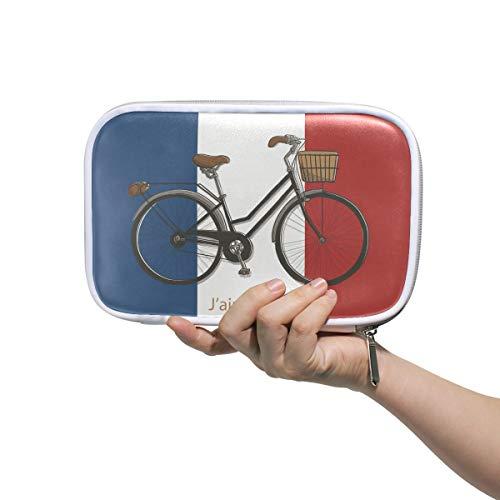 Malplena Paris Trousse de maquillage multifonction pour maquillage et maquillage