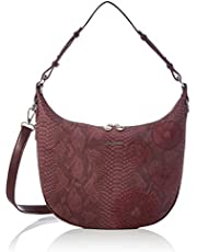 Desigual Accessories PU Shoulder Bag, Borsa a Tracolla. Donna, Rosso, U