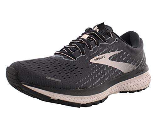 Brooks Women's Ghost 13, Black/Hushed Violet, 9.5 Medium