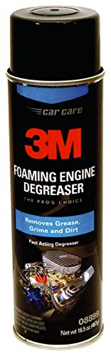 3M 08899 Foaming Engine Degreaser - 16.5 oz.