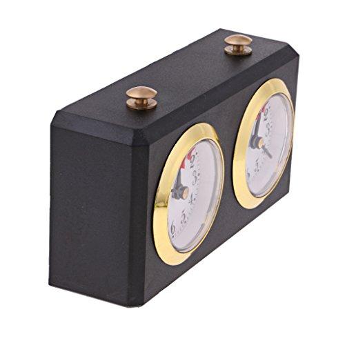 Sharplace Chess Clock Reloj para Ajedrez Juego de Mesa Tablero Board Game Playing