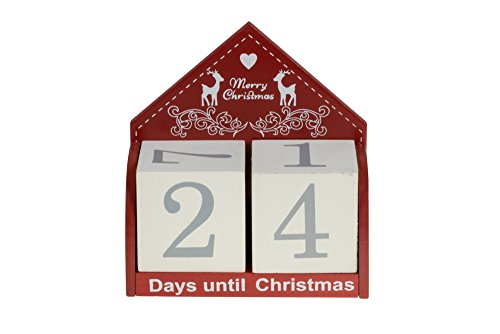 """Merry Christmas Count Down Advent Calendar Blocks 