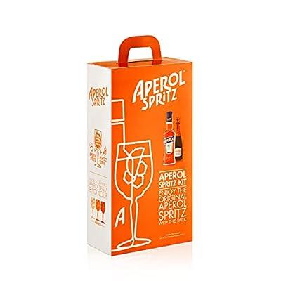 Aperol Spritz Duo Pack: Includes Aperol 35 cl and Cinzano Prosecco 37.5 cl