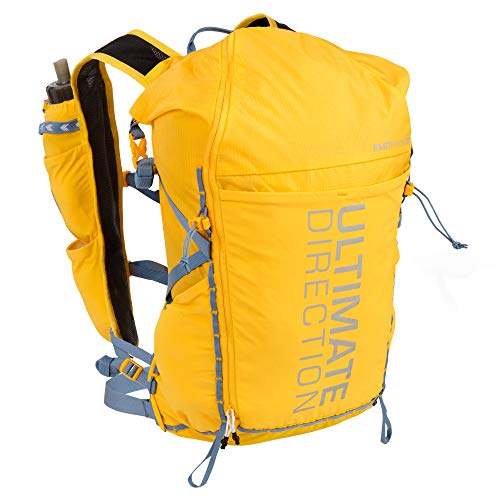 Ultimate Direction Fastpack 20L Daypack for Running, Trails, Hiking, Cycling, Mountain Biking, Ultra Marathon, or Travel