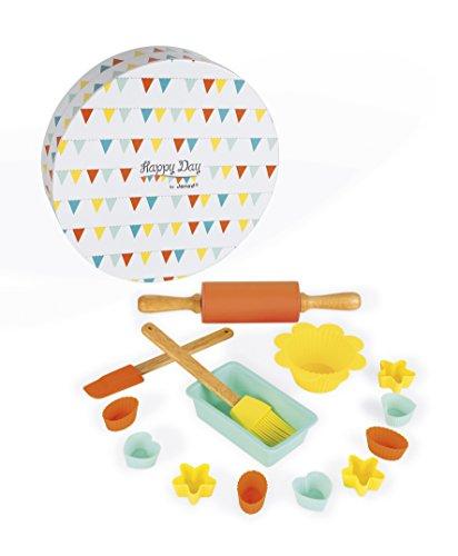 Janod - J06583 - Set de Pâtisserie Happy Day