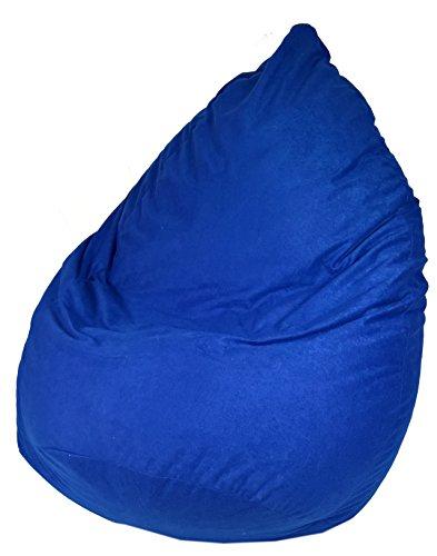 Heunec 671119 Sitzsack, Möbel, Sessel, Blau, 220 l