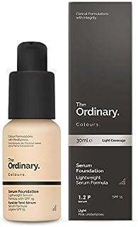 The Ordinary Serum Foundation 30ml Lightweight Pigment