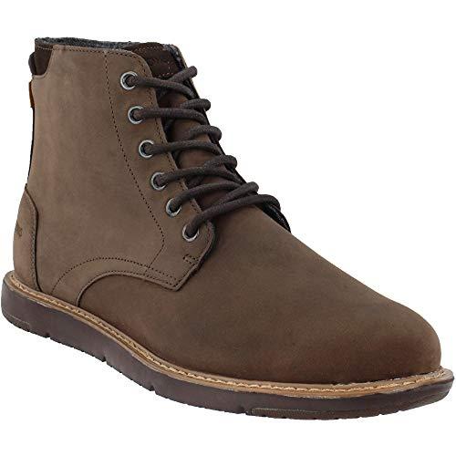 TOMS Hillside Chestnut Leather 13 D (M)