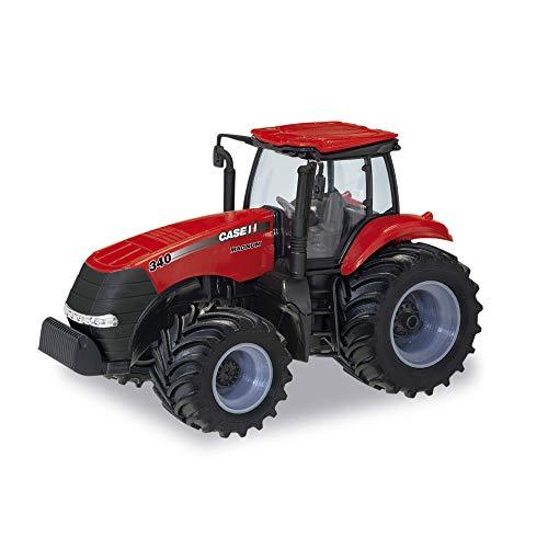 Trator Magnum Case Agriculture Usual Brinquedos Vermelho