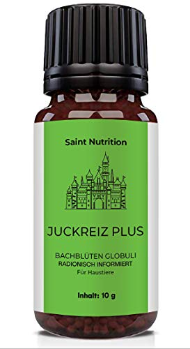 Saint Nutrition® JUCKREIZ Plus Globuli...