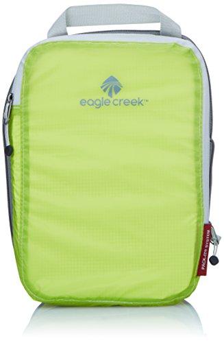 Eagle Creek Pack-it Specter Compression Cube Small Organizador para Maletas, 26 cm, 3 litros, Strobe Green