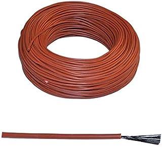 DZF697 Câble de Plancher de Charbon de Carbone 1PC Câble Chauffant en Fibre de Carbone câble de Chauffage Infrarouge (Tail...