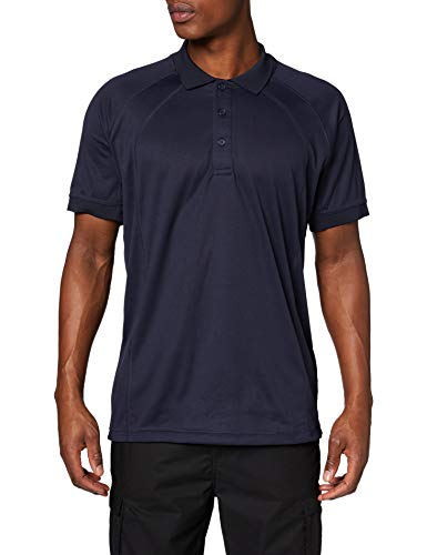 Regatta Professionell Herren Poloshirt (S) (Marineblau)