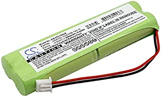 Replacement Battery for LITHONIAD-AA650BX4 Long Daybright D-AA650BX4 Exit Signs LITHONIACUSTOM-145-10 OSA152