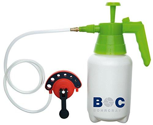 Bohrcraft Zentrierhilfe ABS 4-12 mm und Druckwasserbehälter für Diamant-Fliesenbohrer im Karton ZH 412, 1 Stück, 27010900002