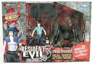 Resident Evil 3 Nemesis Series 2 Jill Valentine S T A R S Ver