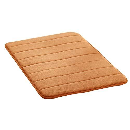 Badematte Fleece-Teppich, Korallen-Fleece-Rebound-pad, Weiche Teppiche Aus Mikrofaser, Duschwanne Für Zu Hause, Badezimmerteppich, Badteppiche