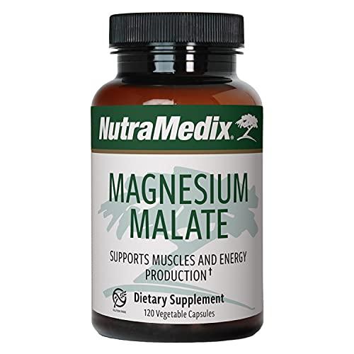 NutraMedix Magnesium Malate - Bone, Relaxation &...
