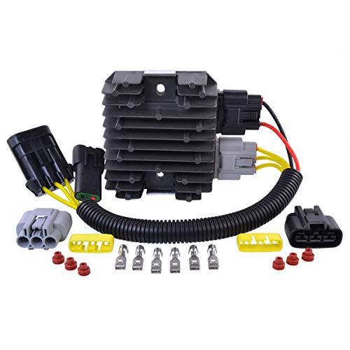 2013-2018 Polaris RZR 900/1000 STAGE 2 Ultimate Mosfet Voltage Regulator Performance Upgrade Kit OEM Repl.# 4013978 4015816