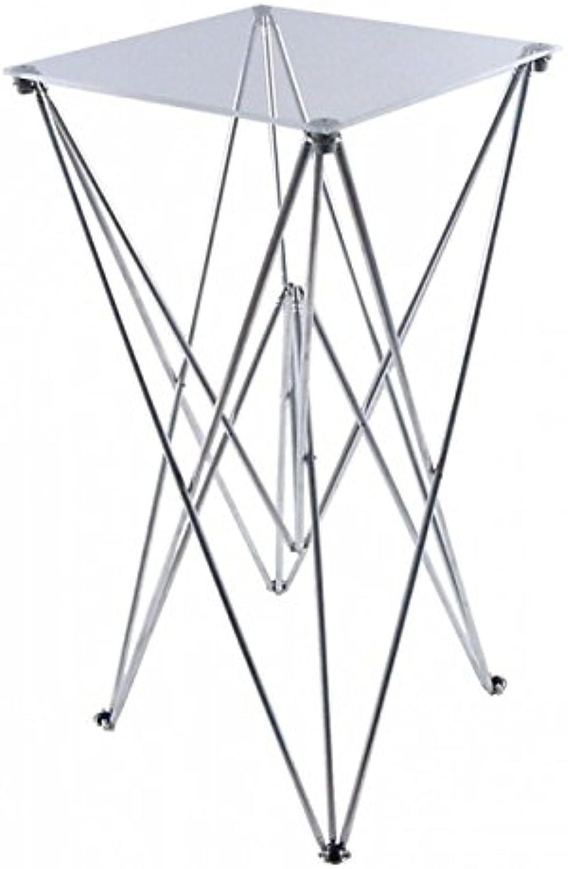 Spider Guéridon Plateau 40 - Pied 88 cm