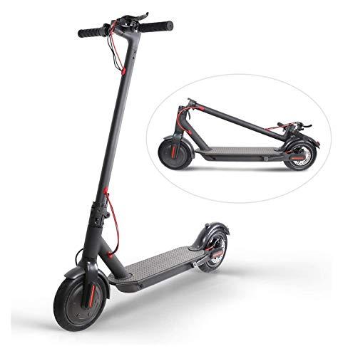 Elektroroller Elektro-Scooter, Urban Commuter Folding E-Bike, Höchstgeschwindigkeit 25 km / h, 20 km weiträumige, 350W / 36V Lade Lithium-Batterie, Erwachsene und Kinder Super-Geschenke für Erwachsene