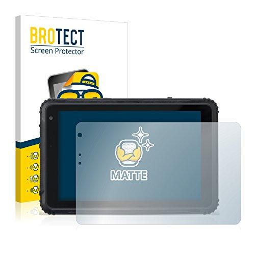 BROTECT 2X Entspiegelungs-Schutzfolie kompatibel mit Caterpillar Cat T20 Bildschirmschutz-Folie Matt, Anti-Reflex, Anti-Fingerprint