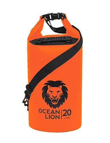 Adventure Lion Premium Waterproof Dry Bags for Kayaking, Camping,...