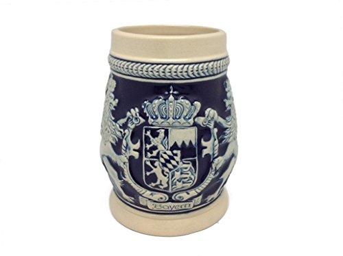 Deutschland Bayern Wappen Keramik Collectible Bier Stein