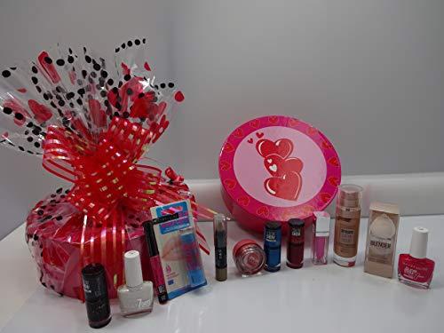 Maybelline 8 stuks make-up geschenkdoos geschenkhamer