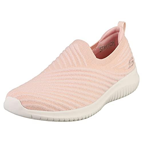Skechers Ultra Flex Mujer Zapatillas Deportivas Tipo Ballet Rosa EUR 37