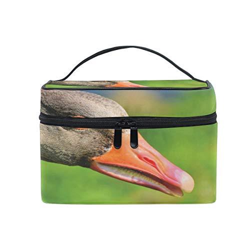 Grey Goose Trousse de toilette portable en toile Motif volaille