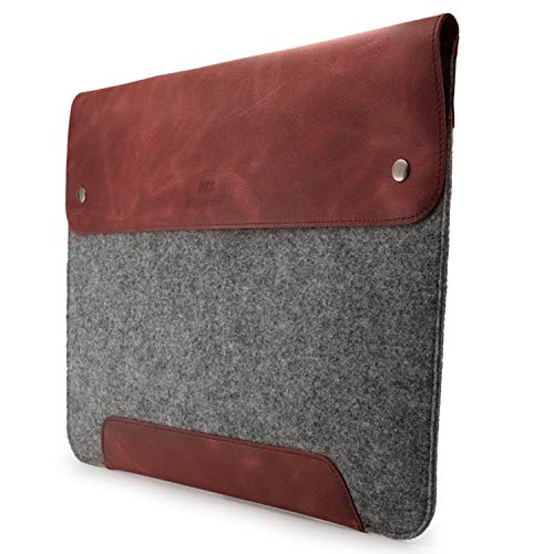 MegaGear MP-Cologne MG1907 - Funda para MacBook de 13,3 Pulgadas, Color marrón