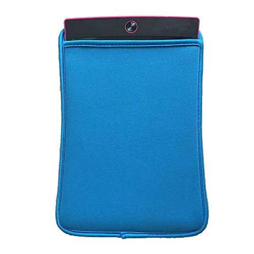 Neoprene Sleeve Case for Boogie Board Jot 8.5 LCD eWriter (Blue)