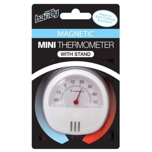 Handy Mini thermomètre pour réfrigérateur/congélateur magnétique avec Support de -20 à + 50 °C