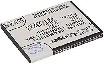 GAXI Battery Replacement for Samsung EK-GC100 Comapatible with Samsung Galaxy Camera, Galaxy M, Galaxy R, Galaxy R Style, Mobile, Smartphone Battery