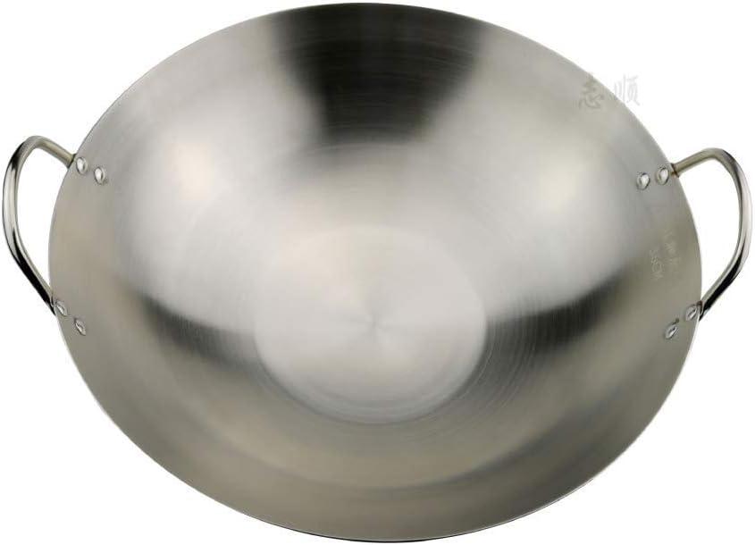 Stir-fried Wok Cooking Fashion Pots outlet - Pan Profess Uncoated Stir-Fry