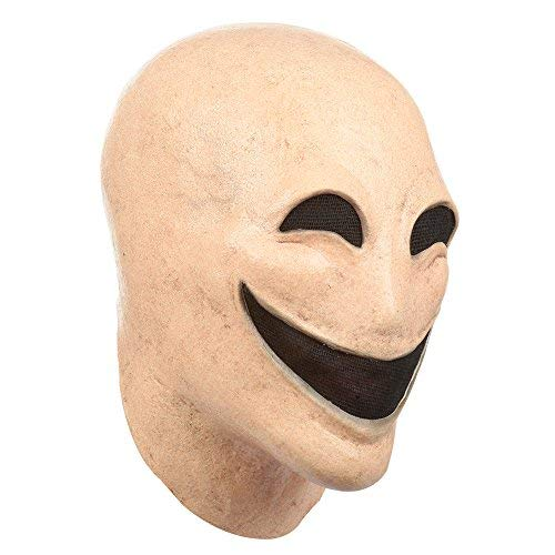 Creepypasta Splenderman latex mask for adult (one size)