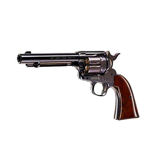 Umarex Revolver perdigon Colt Peacemaker Gas C02. Calibre 4,5mm. 2 Julios de Potencia