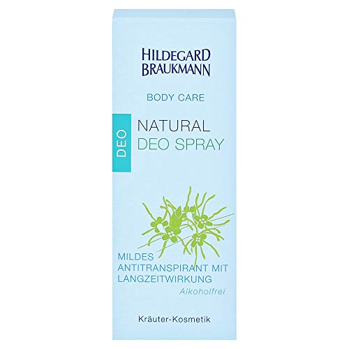 Hildegard Braukmann Body Care Natural Deo Spray 50Ml