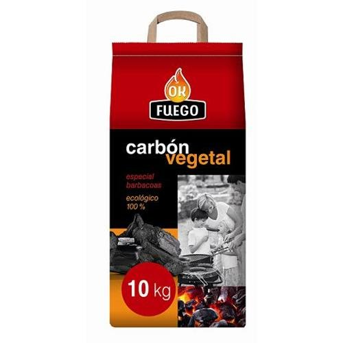 Flower Carbon Vegetal 10 KG. 4-50271