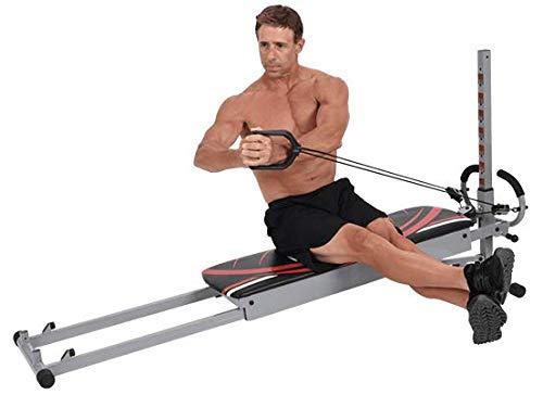 Best Direct Gymform MultiGym Máquina De Fitness Completa Plegable para El Hogar...