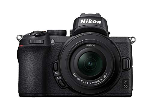 Nikon Z 50 KIT DX 16-50 mm 1:3.5-6.3 VR Kamera