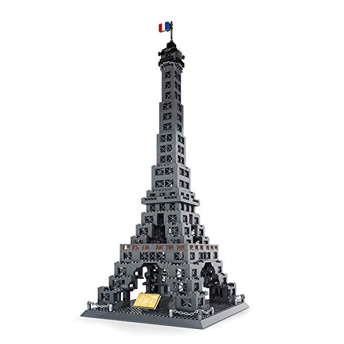 Juegos de Construcción | Maquetas para Montar | Juguetes Construcción Niños | Juegos Construcción 3D | Puzzle 3D | Puzzle 3D Niños y Adultos | Torre Eiffel