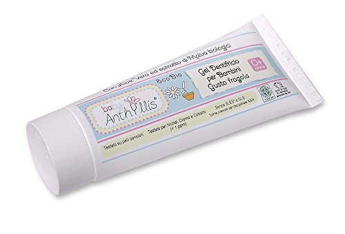 Baby Anthyllis - Pâte Dentifrice - mb-cosmetic