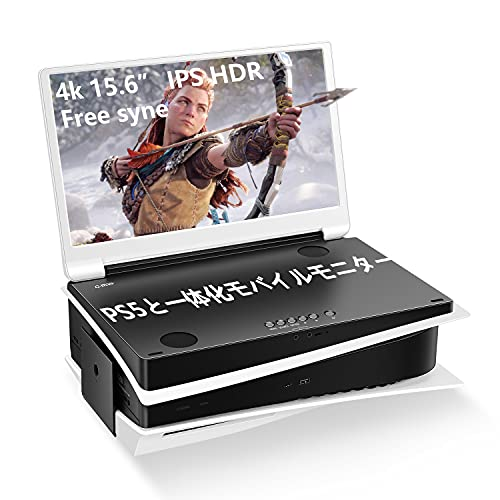 G-STORY 15.6' Inch IPS 4k 60Hz Portable Monitor...